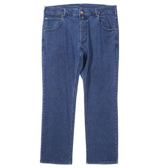 大きいサイズ メンズ EL.FO ストレッチ デニム パンツ ブルー 1274-1390-3 2L 3L 4L 5L 6L 8L